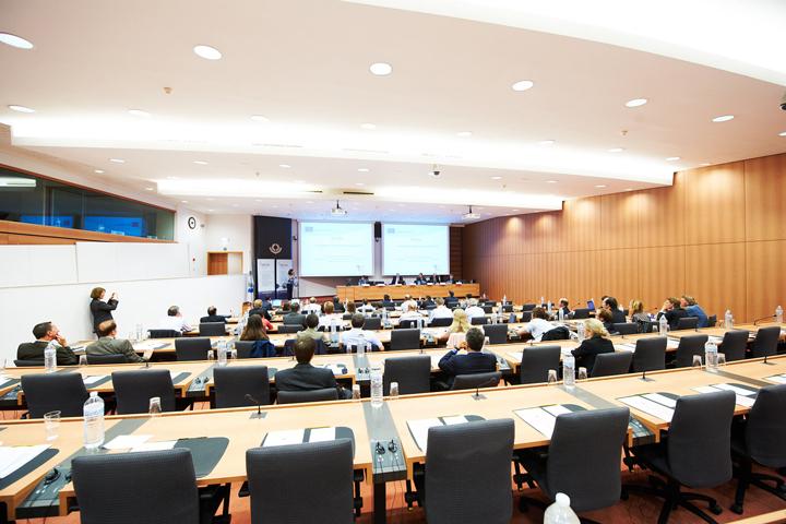 IPCSA meeting room
